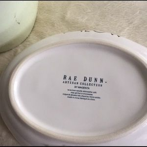 "Rae Dunn Other - Rae Dunn "" MEOW"" Pet Dish"